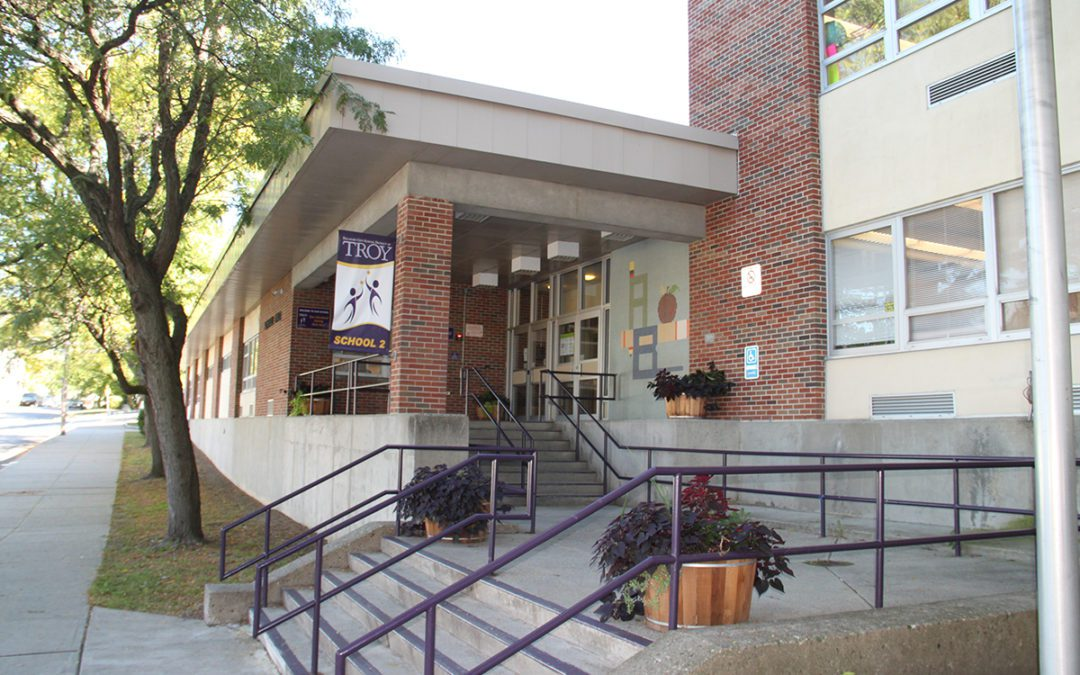 District seeks voter approval for fully-funded School 2 project; No tax impact
