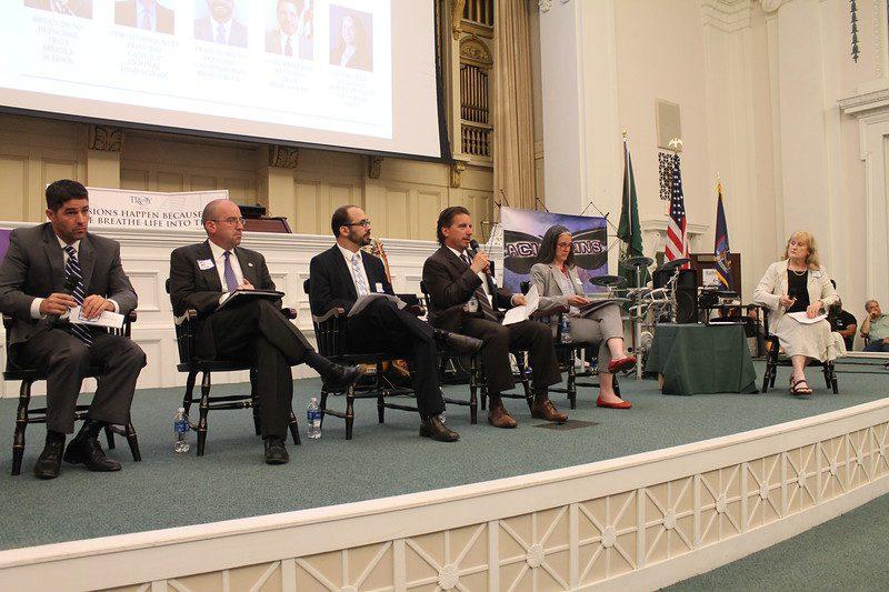 Troy CSD admins talk education at Troy 100 Forum