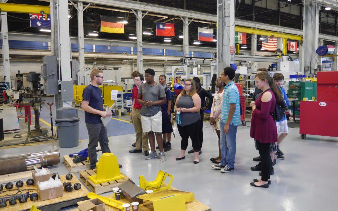 Summer Bridge prepares students for P-TECH