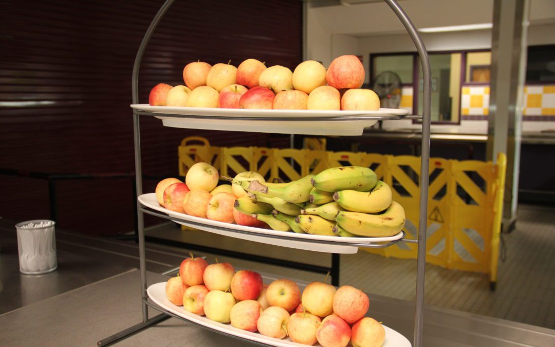 Troy CSD overhauls school lunches