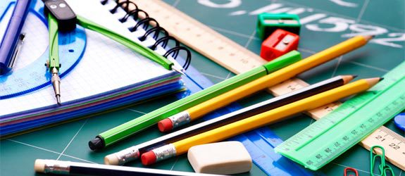 2021-2022 school supply lists available