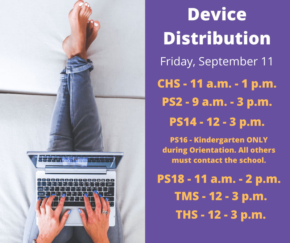Device Distribution schedule