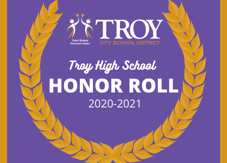 Troy High School announces Honor Roll