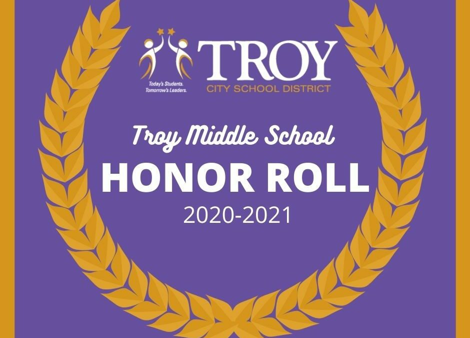 TMS announces second quarter Honor/High Honor Roll