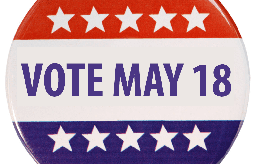 2021-2022 Budget Vote and Board of Education Election – Tuesday, May 18