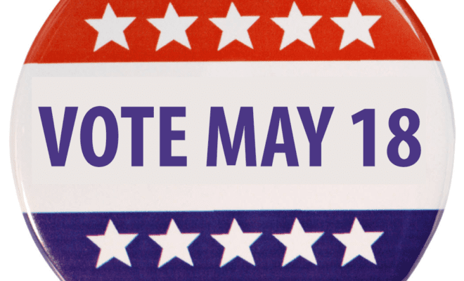 Vote - may 18