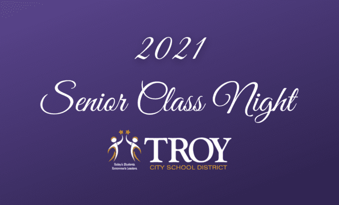 2021 Senior Class Night