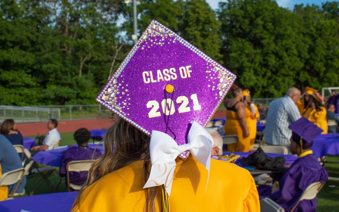 Troy High School hosts the Class of 2021 Commencement Ceremony