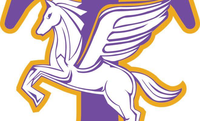 Flying horses logo