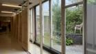 Window installation at Carroll Hill School